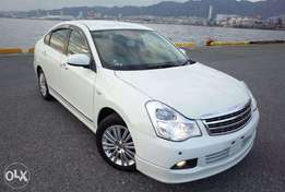 Nissan Bluebird Sylphy -Year 2010 -With Alloy Rims &Leather Seats