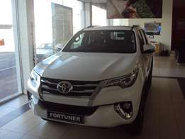Only 1 left new Toyota Fortuner 2.8GD-6 AT 4X4 special brand new.