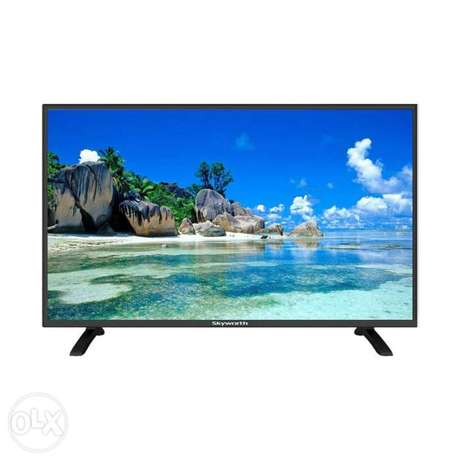 Skyworth 32Inch LED TV#Ksh18000,brand new and boxed in a shop Nairobi CBD - image 1