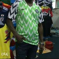Authentic Nigerian Official 2018 FIFA World Cup Official Jersey