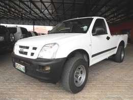 2007 Isuzu KB 250Dc Single Cab
