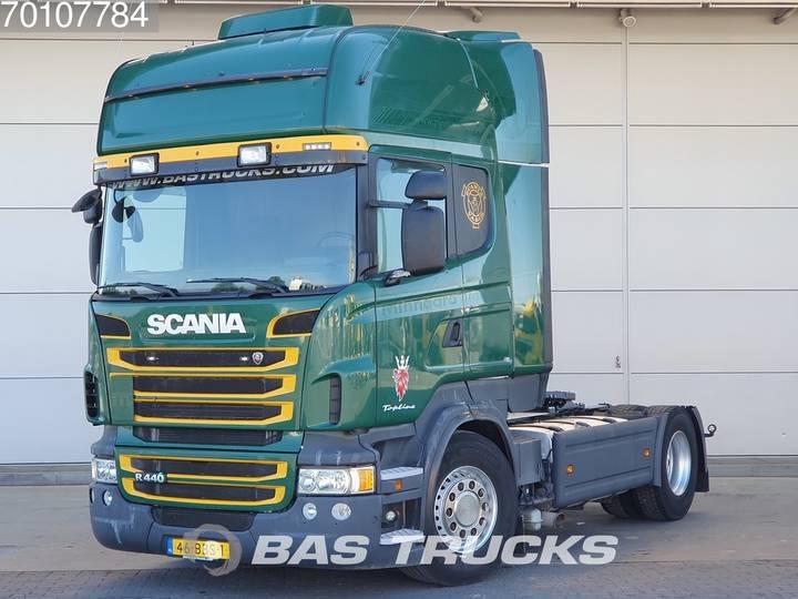 Scania R440 4X2 Retarder Hydraulik Standklima Euro 6 NL-Truck - 2013