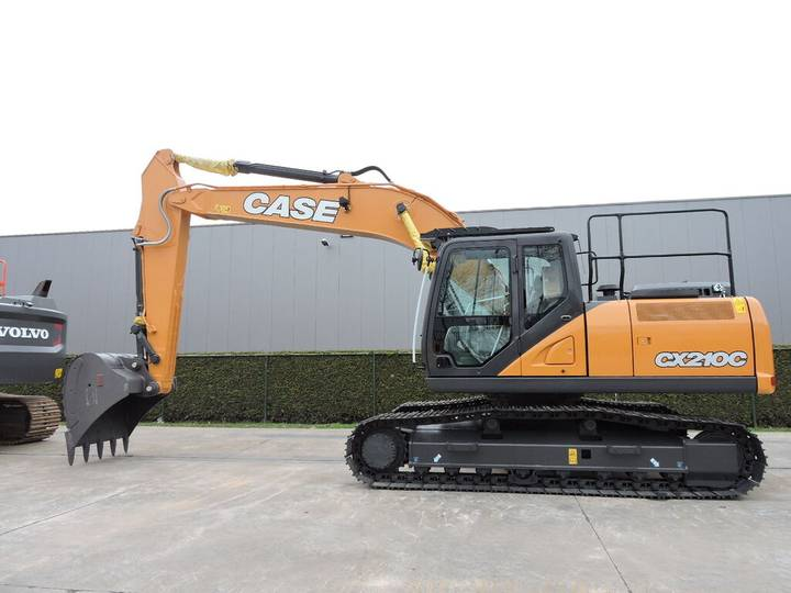 Case CX210C - 2018