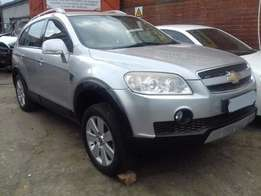 Chevrolet Captiva Stripping For Spares