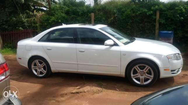 Audi A4, Full Option Direct Belgium 2007 Benin City - image 4