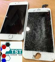 iPhone screens replacement in gauteng