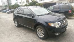 Ford Europe Edge 2010. Accident Free and Super Clean