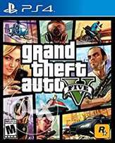 Looking for gtav for ps4