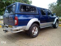 Nissan Navara double cab for sale