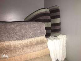 Hand Towels 100% Cotton NEW (SIX PIECES)