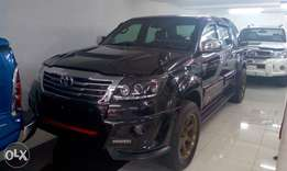 Sports Version Hilux: 2011 ex- Thailand