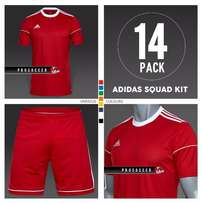 Adidas Squadra 17 Team Kit (14 pack) 4