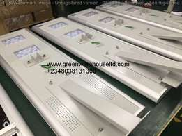 Top Ten Manufacture Integrated Outdoor Solar Led Street Light. Nigeria