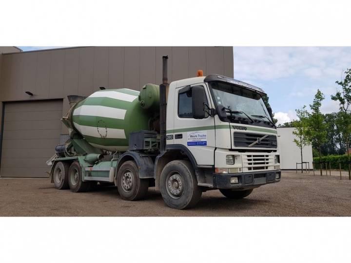 Volvo fm12 8x4 Full Steel - 2000