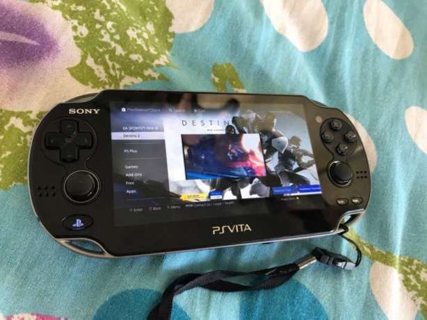 Ps VITA Best offer!! PS4 linked!! Mombasa Island - image 1