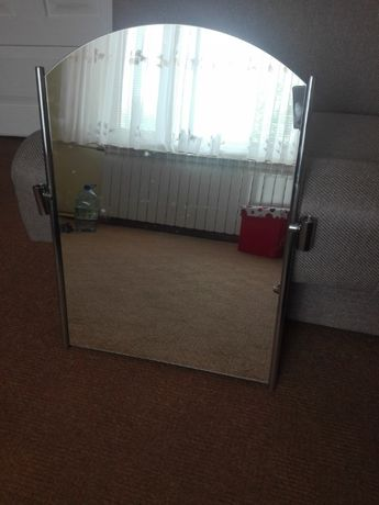 Lustro Do łazienki Srebrne łódź Widzew Olxpl