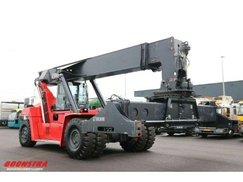 Kalmar Drg 450-60s5m Reachstacker 45.000 Kg - 2018 - image 3
