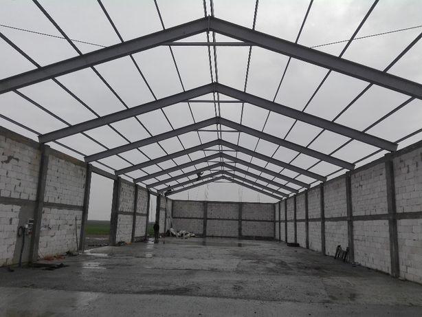 Nietypowy Okaz Konstrukcja stalowa dachu,hale,wiaty Sandomierz • OLX.pl SQ31