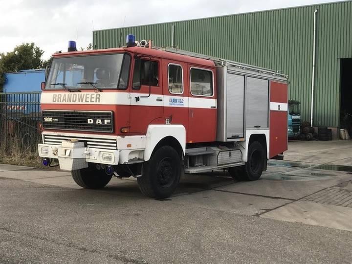 DAF 1800 4X4