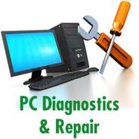 PC Troubleshooting and repairs - free diagnosis.