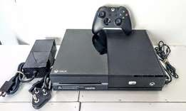 Xbox One 500GB Awesome Condition! (Trade in your Ps3 Xbox 360)