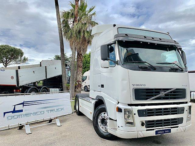 Volvo FH 12 460 Manuale-Voith hydraulic sistem - 2004