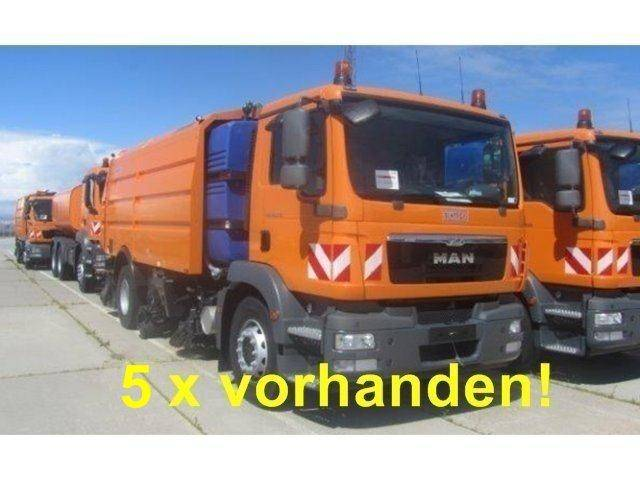 MAN TGM 18.330 4x2 TGM 18.330 4x2 Schmidt AS 990 Airport Sweeper