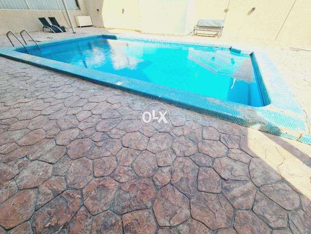 2 bedrooms in mangaf with pool and gym
