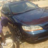 Very Clean Honda Accord Baby Boy Hennesy for Quick Sale