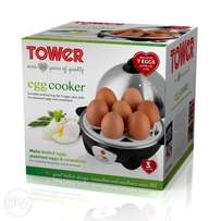 Tower Egg Cooker - Poached Eggs - Omelettes