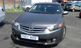 Honda Accord 2.0 Model 2011 5 Doors Colour Grey Factory A/C&DVD Player