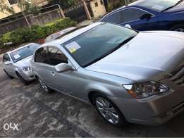 2007 Model Toyota Avalon Xls Full Option Toks
