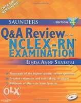 Saunders Q&A review for the NCLEX examination 4th edition
