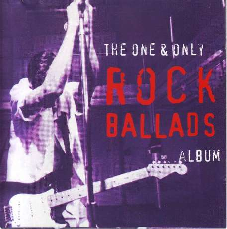 The One And Only Rock Ballads Album (CD) Plumstead - image 1