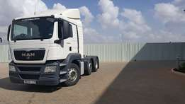 Used MAN Trucks Tga/Tgx/Tgs For Sale