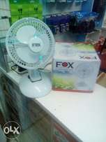 Fox mini table fan in shop,free delivery cbd