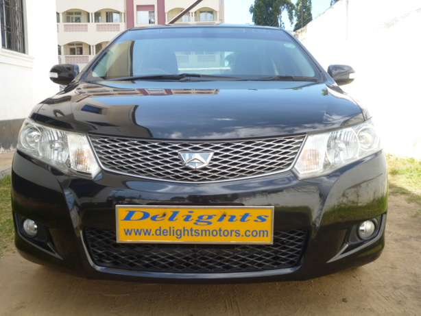 Toyota Allion , Black, 2009 Model Mombasa Island - image 2