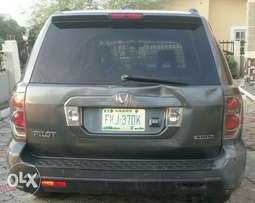 Honda Pilot 2007 Model Registered