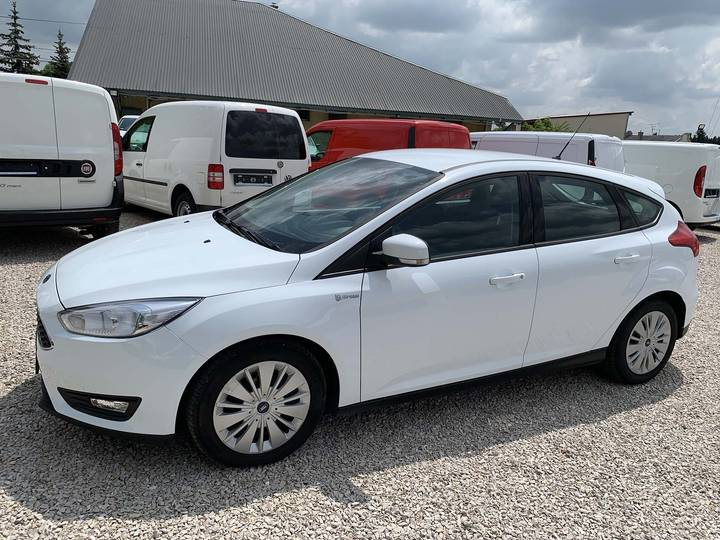 Ford Focus 1.5TDCI 120PS LCV+back-seats Automatic Navi Net 4699 EUR - 2016