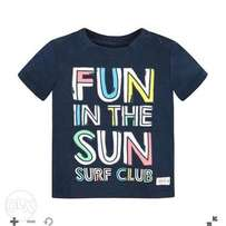 Boys round neck Tee by MotherCare.2-3 years