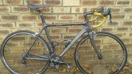 Full carbon raleigh sp comp 2013 54cm