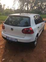 2007 Golf 5 1.6 for sale