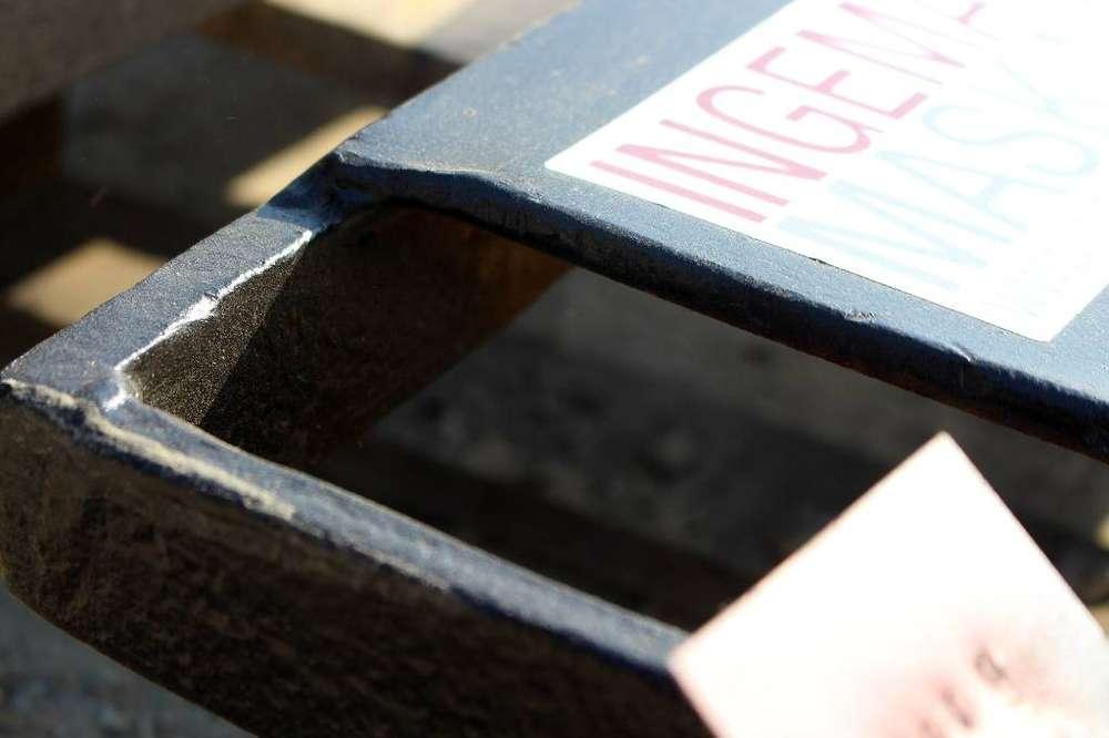 Förlängningsgafflar - 11 Ton - image 3