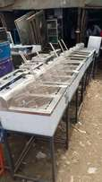 Double Chips Friers Free Delivery