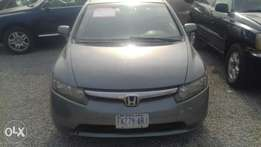 buy & drive a clean honda civic 2008 for a giveaway price