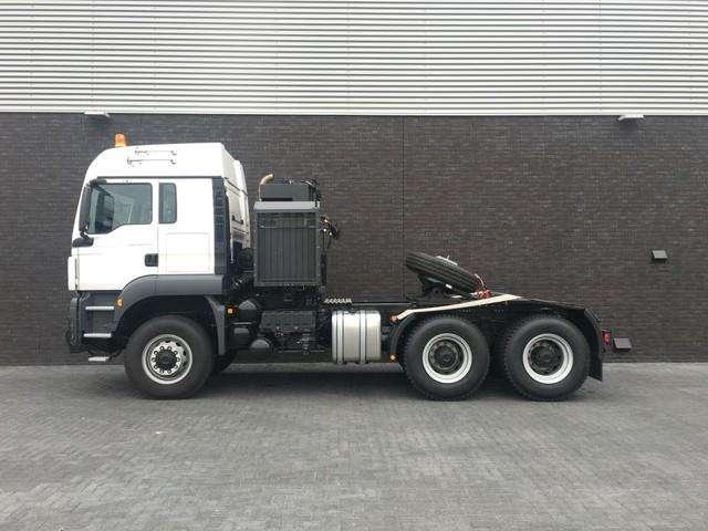 MAN Tgs 40 540 6x6 Wsk Heavy Duty Tractor 250.000 Kg - 2016