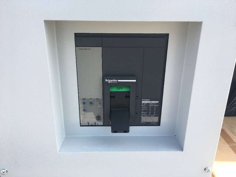 Doosan DP222LC - 825 kVA Generator - DPX-15565-O - 2019 - image 7