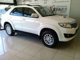 2012 Toyota Fortuner 2.5 D4D M For Only R264950!