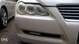 Toyota Mark X LED fog lights/DRL: 12500 ksh a pair