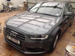 Audi A4 1.8Turbo 2012 As Good as NEW 50 000 km only!
